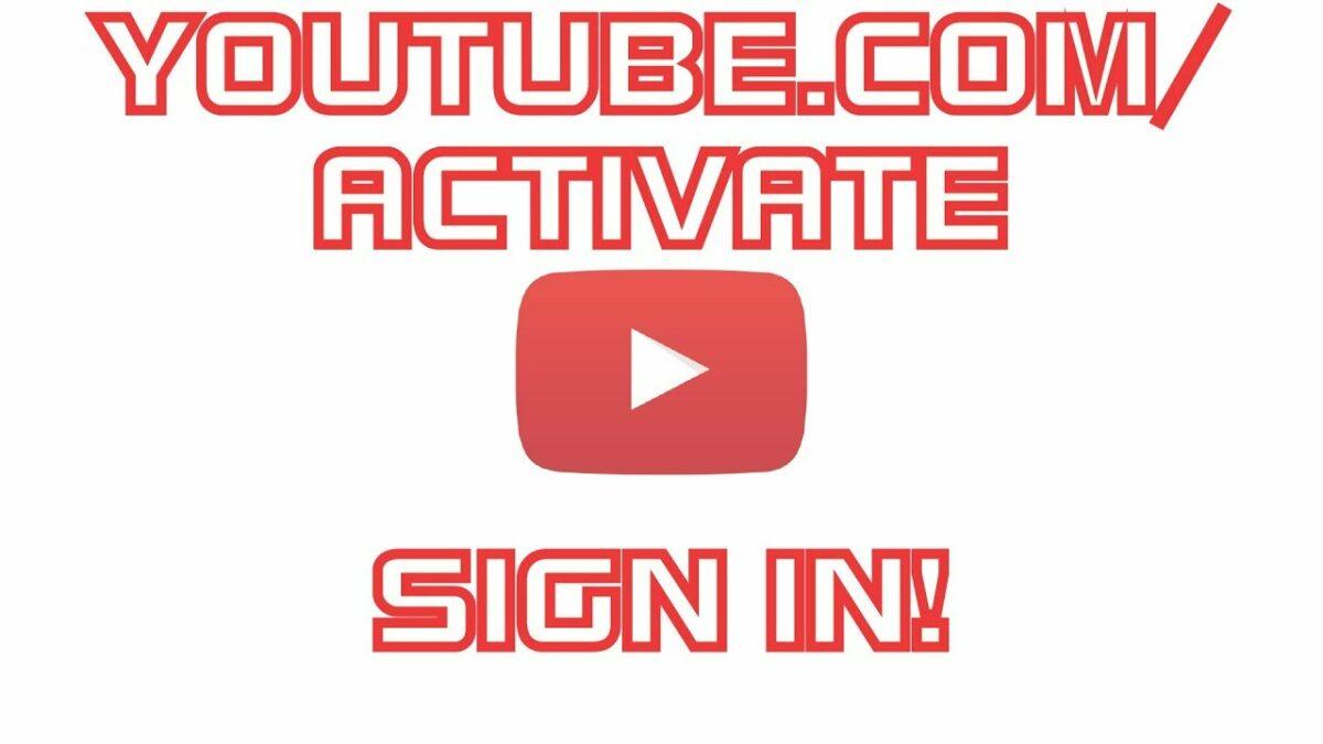 Как активировать YouTube с помощью Youtube.com/activate