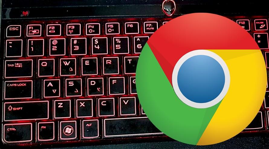 Горячие клавиши: Google Chrome для Windows