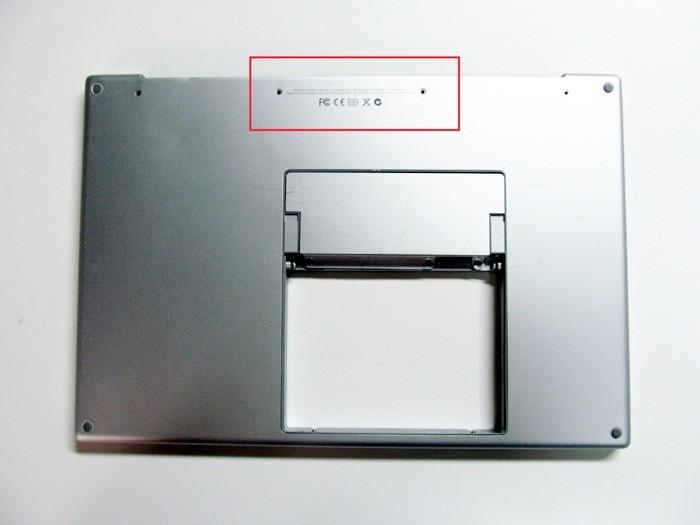Узнаем название на ноутбуке Apple