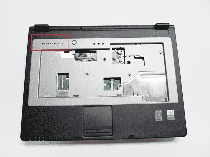 Узнаем название модели на ноутбуке Dell