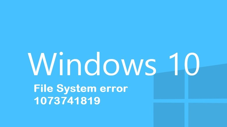 File System Errors
